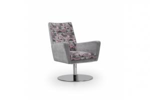 fotel bianco